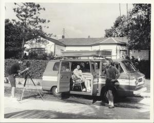 Heading on the road in 1962