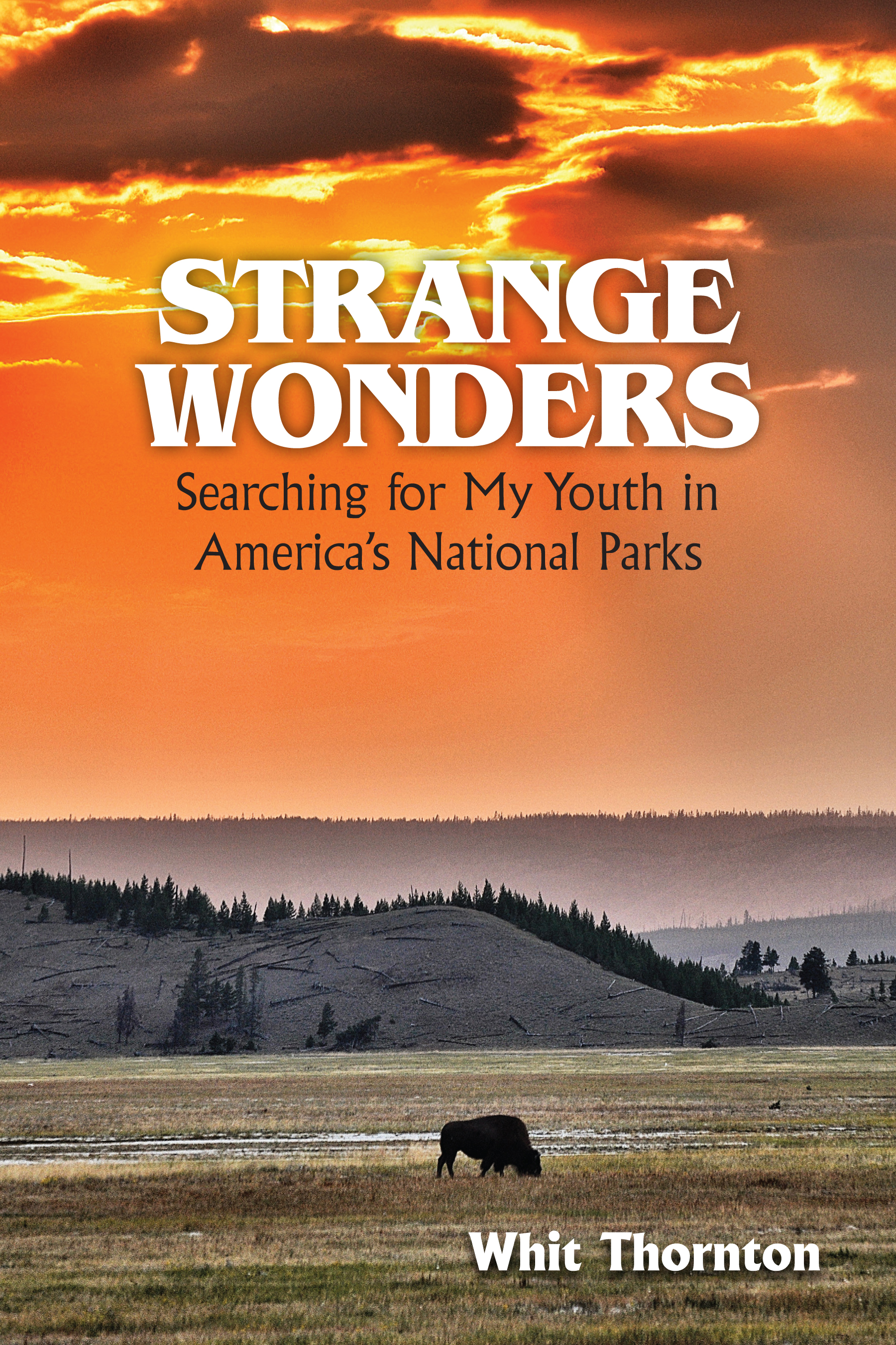 Strange Wonders:  Searching for My Youth in America's National Parks